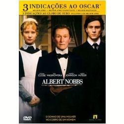 DVD - Albert Noobs - Brendan Gleeson, Glenn Close, Mia Wasikowska - 7898489243864