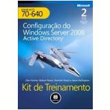 Kit De Treinamento Mcts (exame 70-640) - Dan Holme