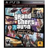 Grand Theft Auto: Episodes From Liberty City (PS3) -