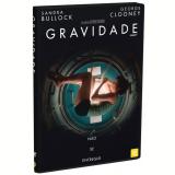 Gravidade (DVD) - Sandra Bullock, George Clooney
