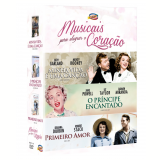 Musicais Para Alegrar O Cora��o (DVD)