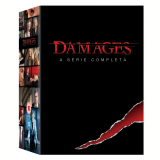 Damages - A S�rie Completa (DVD) - Glenn Close
