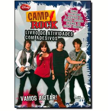 Camp Rock — Vamos Agitar!