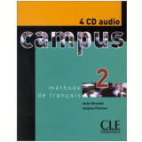 Campus CD Classe Audio Collectif 2 (4) - Jacky Girardet