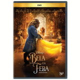 A Bela e a Fera (2017) (DVD) - Emma Thompson, Ewan McGregor