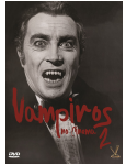 Box Vampiros no Cinema - Digistack (Vol. 2) (DVD)