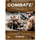 Combate! - 2ª Temporada (DVD) - Diversos