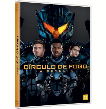 Círculo de Fogo - A Revolta (DVD)