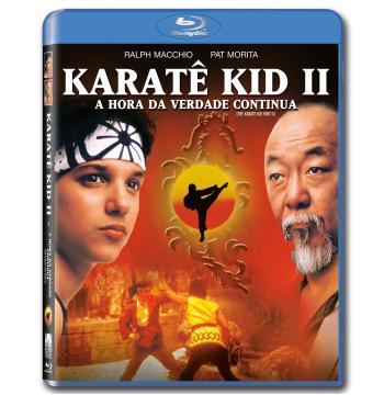 Karatê Kid 2 - A Hora da Verdade Continua (Blu-Ray)