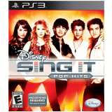 Disney Sing It: Pop Hits (PS3) -