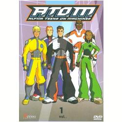 DVD - ATOM - Alpha Teens On Machines - Volume 1 - 7898921013246
