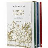 Box - A Divina Com�dia - (3 Vols.) - Dante Alighieri, �talo Eugenio Mauro