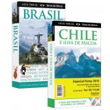 Brasil + Chile (Kit Promocional) - Dorling Kindersley