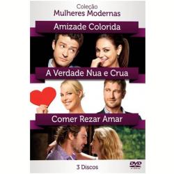 DVD - Coleção - Mulheres Modernas - Vários ( veja lista completa ) - 7892770032755