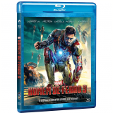 Homem de Ferro 3 (Blu-Ray) -