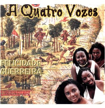 Felicidade Guerreira (CD)