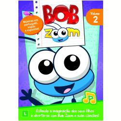 DVD - Bob Zoom: Volume 2 - Marcos Freire De Camargo Mello, Oswaldo Fernandes Braz - 7898591440359