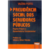 Previdência Social dos Servidores Públicos - Aleria Porto