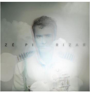 Zé Pi - Rizar (CD)