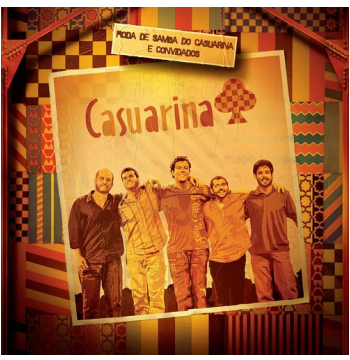 Casuarina - Roda De Samba Do Casuarina E Convidados (CD)