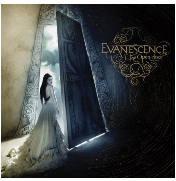 Evanescence - The Open Door (CD)