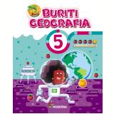 Buriti - Geografia - 5º Ano - Editora Moderna