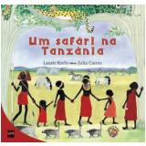 Um Safári Na Tanzânia - Laurie Krebs