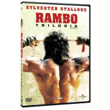 Trilogia Rambo (DVD) - Brian Dennehy, Sylvester Stallone, Richard Crenna