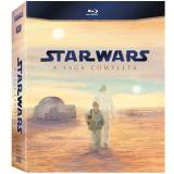 Star Wars - A Saga Completa (Blu-Ray) - George Lucas (Diretor)