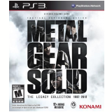 Metal Gear Solid: The Legacy Collection (PS3) -