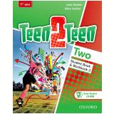 Teen2teen 2 - Student Book Pack(br) -