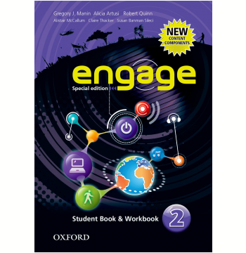 Engage 2 - Student Book - Workbook Special Edition