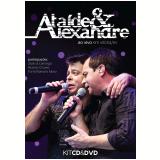 Ataíde & Alexandre - Ao Vivo Em Vitória  (cd) + (DVD) - Ataíde & Alexandre