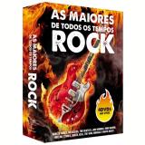 Box As Maiores de Todos os Tempos  - Rock (DVD) - Vários