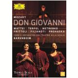Mozart - Don Giovanni (DVD) - Anna Netrebko