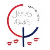 Quarteto Em Cy - Janelas Abertas (CD) - Quarteto em Cy