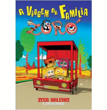 Zeca Baleiro e Convidados - A viagem da família Zoró (DVD)
