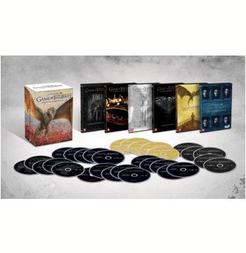 Game Of Thrones - Temporadas Completas 1-6 (DVD)