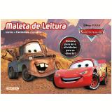 Disney Maleta de Leitura - Carros - Disney
