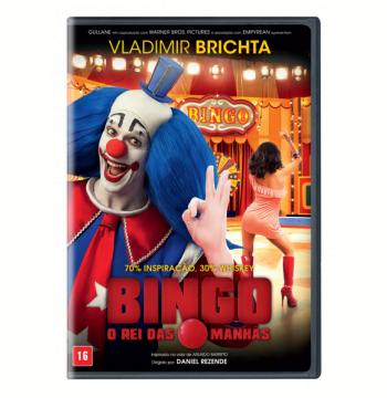 Bingo - O Rei das Manhãs (DVD)