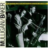 The Best Of The Gerry Mulligan Quartet With Chet Baker (CD) - Chet Baker, Gerry Mulligan