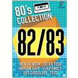 80's Collection  (DVD) - Vários (veja lista completa)