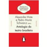 Antologia do Teatro Brasileiro (Século XIX ) - Alexandre Mate, Pedro Schwarcz