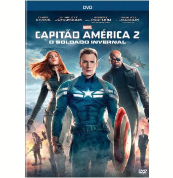 Capitão América 2 (DVD)