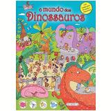 1001 Coisas Proc Encontrar-mundo Dos Dinossauros - Monica Fleisher Alves