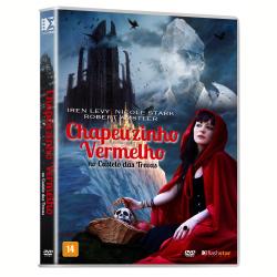 DVD - Chapeuzinho Vermelho no Castelo das Trevas - Rene Perez - 7898625911404