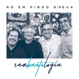 Nó Em Pingo D'água - Sambatologia - Digipack (CD) - Nó Em Pingo D'água