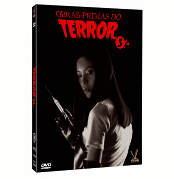 Obras-Primas do Terror (Vol. 5) (DVD)