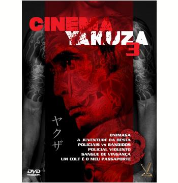 Cinema Yakuza - Digistack - Vol. 3 (DVD)
