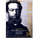 Machado de Assis: Tr�s Romances - Machado de Assis